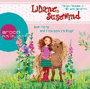 Cover-Bild zu Liliane Susewind - Ein Pony mit Flausen im Kopf von Stewner, Tanya