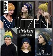 Cover-Bild zu Mützen stricken by Woolly Wormhead von Wormhead, Woolly