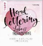 Cover-Bild zu Handlettering Liebe & Freundschaft von Liebling, Frau