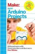 Cover-Bild zu Basic Arduino Projects (eBook) von Wilcher, Don