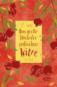 Cover-Bild zu Das große Buch der jüdischen Witze (eBook) von Nuel, M.