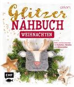 Cover-Bild zu Das Glitzer-Nähbuch - Weihnachten von Delari