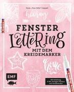 "Cover-Bild zu Hooray - Fenster-Lettering mit dem Kreidemarker - Designed by Tanja ""Frau Hölle"" Cappell"