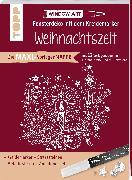 Cover-Bild zu Maxi-Vorlagenmappe Fensterdeko mit dem Kreidemarker - Weihnachtszeit. Inkl. Original Kreul-Kreidemarker, Sticker und Glitzer-Steinchen von Schwab, Ursula
