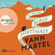 Cover-Bild zu Die hohen Berge Portugals (Ungekürzte Lesung) (Audio Download) von Martel, Yann