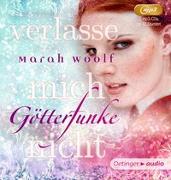 Cover-Bild zu GötterFunke - Verlasse mich nicht! (2 mp3-CD) von Woolf, Marah