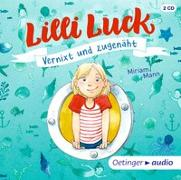 Cover-Bild zu Lilli Luck Vernixt und zugenäht (3 CD) von Mann, Miriam