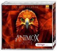 Cover-Bild zu Animox. Der Flug des Adlers (4CD) von Carter, Aimée