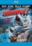 Cover-Bild zu Sharknado 2 - The Second One - Shark Happens! von Levin, Thunder