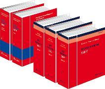 Cover-Bild zu SGB V-Kommentar/SGB XI-Kommentar Gesetzliche Krankenversicherung und Pflegeversicherung von Bäune, Stefan