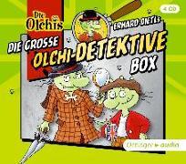 Cover-Bild zu Die große Olchi-Detektive-Box (4CD) von Dietl, Erhard