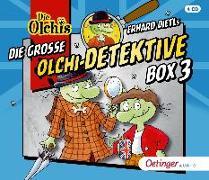 Cover-Bild zu Die große Olchi-Detektive-Box 3 von Dietl, Erhard