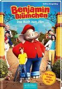 Cover-Bild zu Benjamin Blümchen - Das Buch zum Film von Börgerding, Bettina