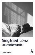 Cover-Bild zu Deutschstunde von Lenz, Siegfried