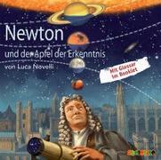 Cover-Bild zu Novelli, Luca: Newton und der Apfel der Erkenntnis