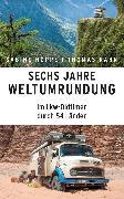 Cover-Bild zu Hoppe, Sabine: Sechs Jahre Weltumrundung (eBook)