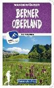 Cover-Bild zu Berner Oberland Wanderführer