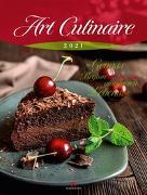 Cover-Bild zu Art Culinaire Kalender 2021 von Ackermann Kunstverlag (Hrsg.)