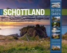 Cover-Bild zu Schottland Kalender 2021 von Ackermann Kunstverlag (Hrsg.)