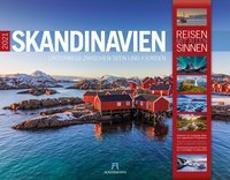 Cover-Bild zu Skandinavien Kalender 2021 von Ackermann Kunstverlag (Hrsg.)