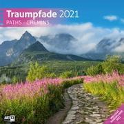 Cover-Bild zu Traumpfade Kalender 2021 - 30x30 von Ackermann Kunstverlag (Hrsg.)