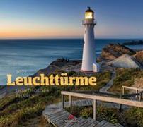 Cover-Bild zu Leuchttürme Kalender 2021 von Ackermann Kunstverlag (Hrsg.)