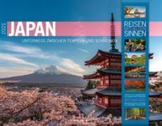 Cover-Bild zu Japan Kalender 2021 von Ackermann Kunstverlag (Hrsg.)