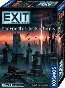 Cover-Bild zu EXIT Das Spiel - Der Friedhof der Finsternis