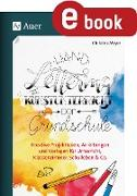 Cover-Bild zu Handlettering im Kunstunterricht der Grundschule (eBook) von Meyer, Christina