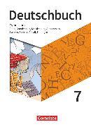 Cover-Bild zu Deutschbuch Gymnasium, Berlin, Brandenburg, Mecklenburg-Vorpommern, Sachsen, Sachsen-Anhalt und Thüringen - Neue Ausgabe, 7. Schuljahr, Schülerbuch von Bowien, Petra