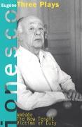 Cover-Bild zu Ionesco, Eugène: Amédée, The New Tenant, Victims of Duty (eBook)