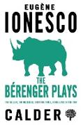 Cover-Bild zu Ionesco, Eugene: Berenger Plays (eBook)