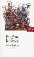 Cover-Bild zu Ionesco, Eugene: Chaises