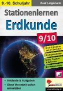 Cover-Bild zu Stationenlernen Erdkunde / Klasse 9-10 von Lütgeharm, Rudi