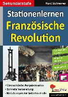 Cover-Bild zu Kohls Stationenlernen Französische Revolution