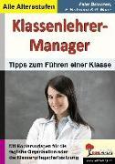 Cover-Bild zu Klassenlehrer-Manager Tipps und Vorlagen zum zeitsparenden Führen einer Klasse von Botschen, Peter