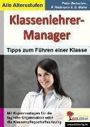 Cover-Bild zu Klassenlehrer-Manager (eBook) von Botschen, Peter