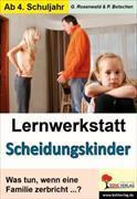 Cover-Bild zu Lernwerkstatt Scheidungskinder von Rosenwald, Gabriela