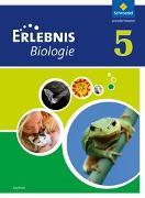 Cover-Bild zu Erlebnis Biologie 5. Schülerband. Sachsen