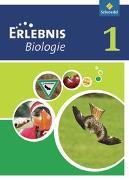 Cover-Bild zu Erlebnis Biologie 1. Schülerband. Realschule. Nordrhein-Westfalen