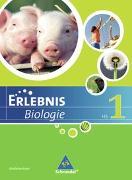 Cover-Bild zu Erlebnis Biologie. Schülerband 1. Ausgabe 2007. Hauptschule Niedersachsen