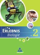 Cover-Bild zu Erlebnis Biologie 2. Schülerband. Hauptschule. Niedersachsen