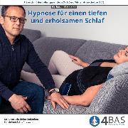 Cover-Bild zu Hypnose für einen tiefen und erholsamen Schlaf (Audio Download)