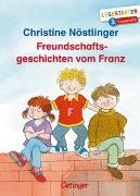 Cover-Bild zu Freundschaftsgeschichten vom Franz von Nöstlinger, Christine