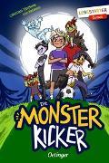Cover-Bild zu Die Monsterkicker von Tielmann, Christian