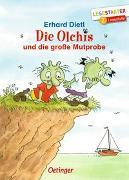 Cover-Bild zu Die Olchis und die große Mutprobe von Dietl, Erhard