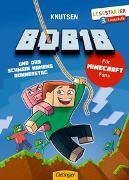 Cover-Bild zu Bob18 und das Schwein namens Donnerstag von Knutsen