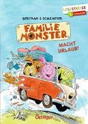 Cover-Bild zu Familie Monster macht Urlaub! von Bertram, Rüdiger