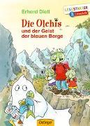 Cover-Bild zu Die Olchis und der Geist der blauen Berge von Dietl, Erhard
