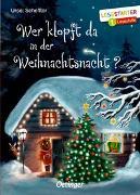 Cover-Bild zu Wer klopft da in der Weihnachtsnacht? von Scheffler, Ursel